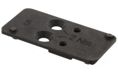 HK Parts Optics Plate #5 Fastfire – HK VP9 Mounting Plate
