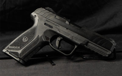 Pre-Owned – Ruger Security 9 Semi-Auto 9mm 4″ Handgun