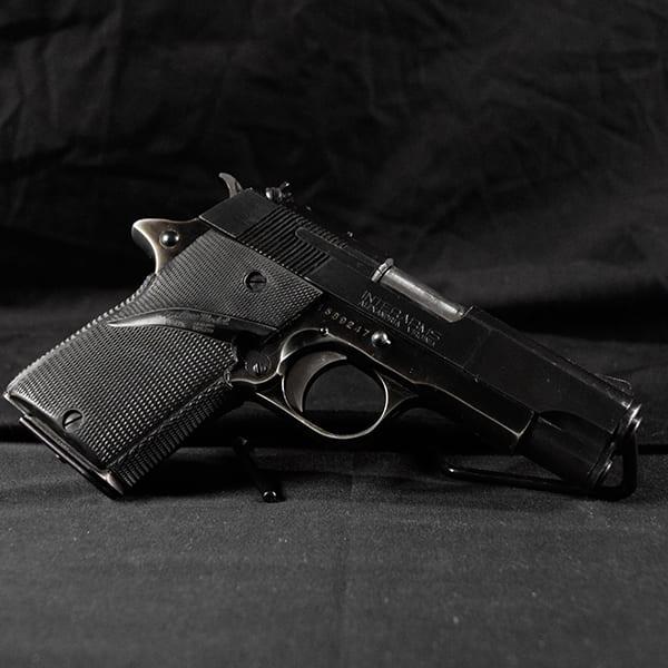 Pre-Owned – Interarms Star PD Semi-Auto .45 ACP 3.9″ Handgun Firearms