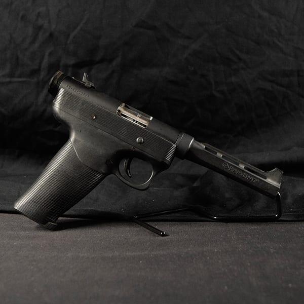 Pre-Owned – Ram Line Exactor Semi-Auto .22LR 5.5″ Handgun Firearms