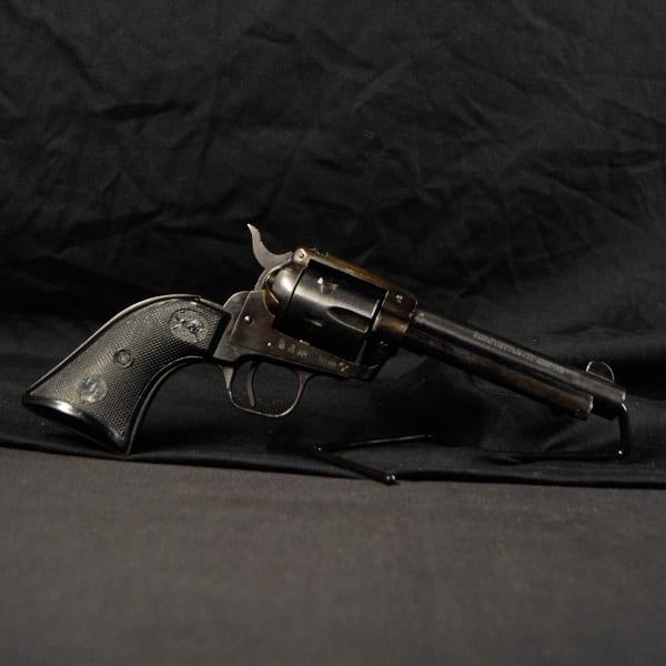 Pre-Owned – FIE Tanfoglio E15 SA .22 4.5″ Revolver Firearms