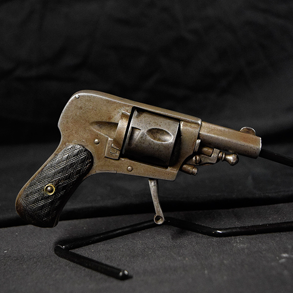 Pre-Owned – Unknown .25 Cal 1.7″ Revolver 11 Firearms