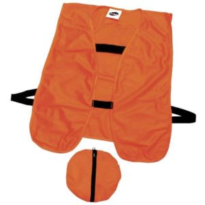 Frogg Toggs Packable Hunting Vest – Blaze Orange Clothing