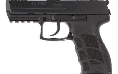 HK P30 V3 Semi-Auto 9mm 3.85″ Handgun