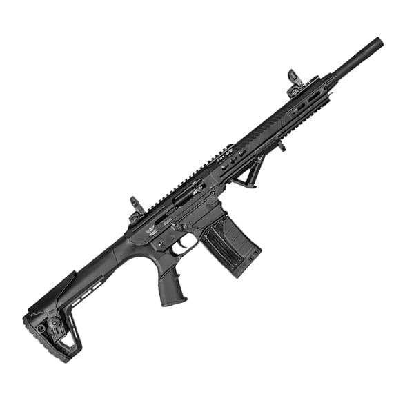Landor Arms LND-117-12 Semi-Auto 12 GA 18.5″ Shotgun Firearms