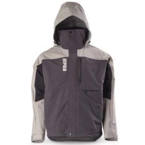 Rapala Pro Rain Jacket – Grey/Black Clothing