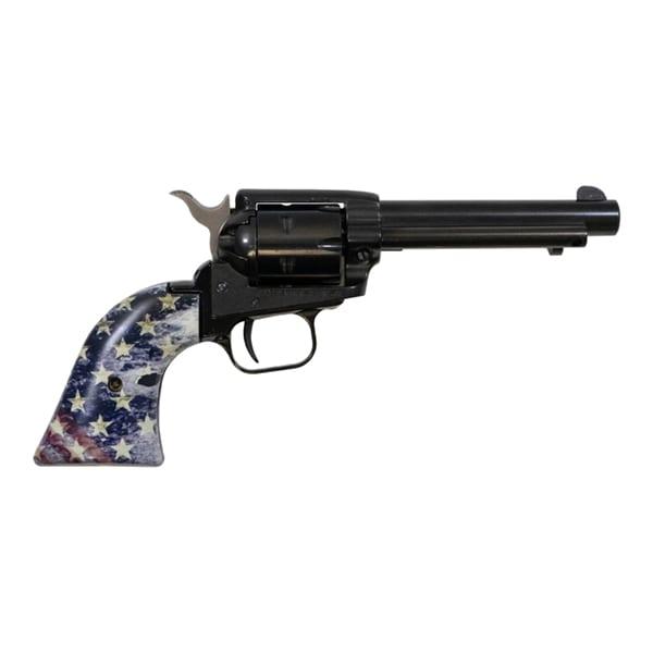 Heritage RR NBS Exclusive SA 22LR 4.75″ Revolver Firearms