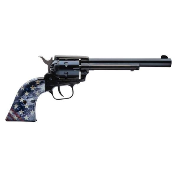 Heritage RR NBS Exclusive SA .22 LR 6.5″ Revolver Firearms