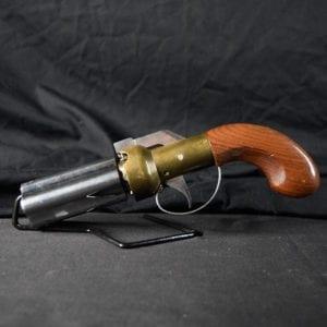 Pre-Owned – Flint Gun 4 Barrel 3.2″ Muzzleloader Firearms