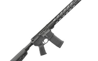 "RUGER AR-556 Semi-Auto 223/5.56 18"" Rifle"