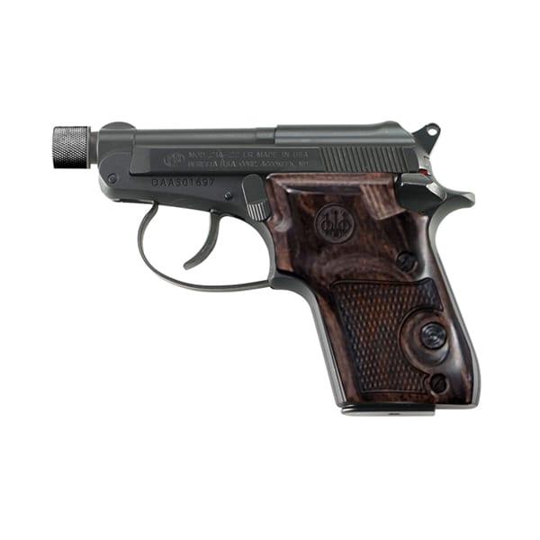 Beretta 21A Bobcat Covert Semi-Auto .22 LR 2.9″ Handgun Firearms