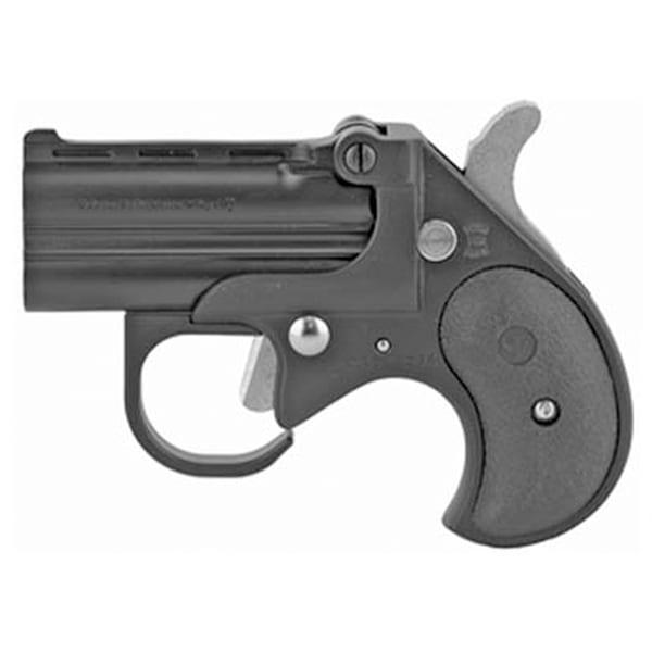 Bearman Big Bore SA .38 Special 2.75″ Satin Black Derringer Firearms