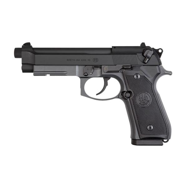 Beretta 92SR Grey Semi-Auto 22LR 5.3″ Handgun Firearms