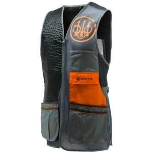 Beretta Two Tone Sporting Vest – Grey Castle Rock Clothing