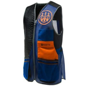 Beretta Two Tone Sporting Vest – Blue Total Eclipse Clothing
