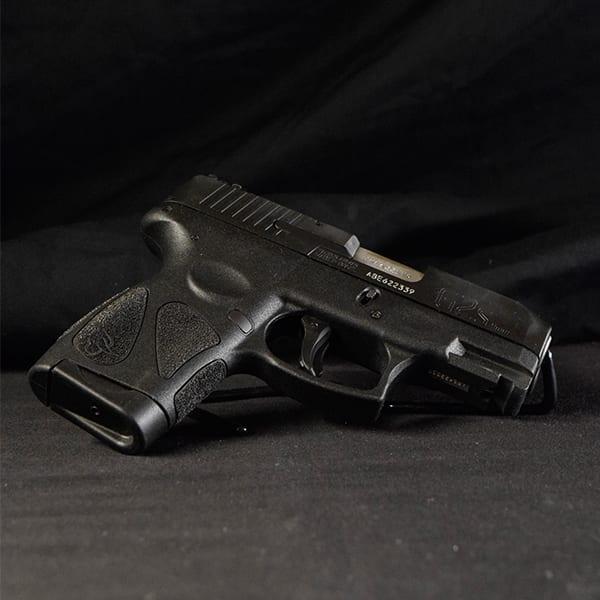 Pre-Owned – Taurus G2C Semi-Auto 9mm 3.25″ Handgun Firearms