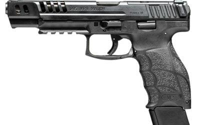 Heckler & Koch VP9 MATCH -B OR Semi-Auto 9mm 5.51″ Handgun