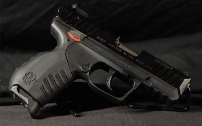 Pre-Owned – Ruger SR22 3600 Semi-Auto .22 LR 3.5″ Handgun