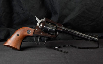 Pre-Owned – Ruger Single Six .22LR 5.5″ Revolver