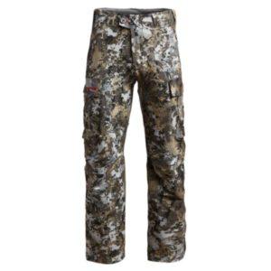 Sitka Equinox Pants Optifade Elevated II Clothing