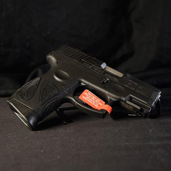 Pre-Owned – Taurus G2C Semi-Auto 9MM 3.2″ Handgun Firearms