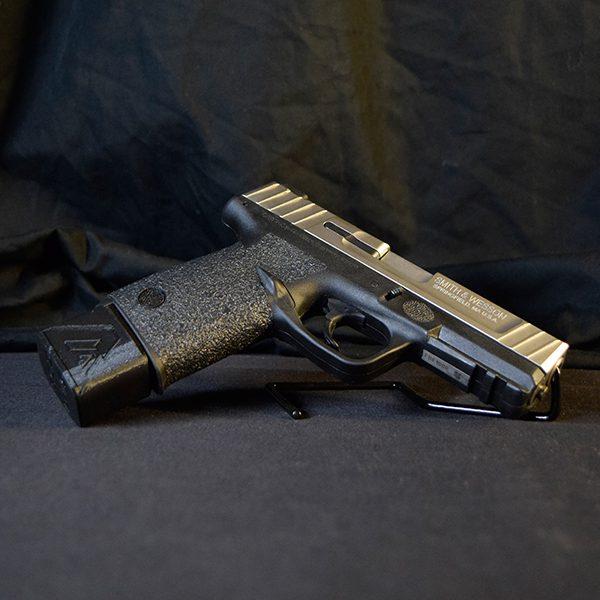 Pre-Owned – S&W SD9 VE Semi-Auto 9mm 4″ Handgun Firearms