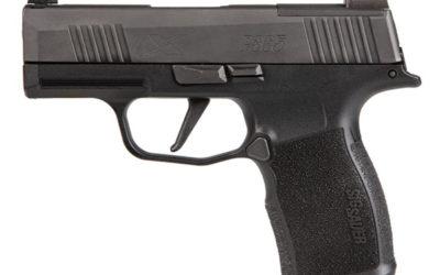 Sig Sauer P365X Semi-Auto 9mm 3.1″ Handgun