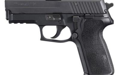 SIG Sauer P229 Semi-Auto 9mm 3.9″ Handgun