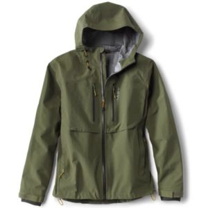 Orvis Men's Clearwater Wading Jacket – Moss Clothing