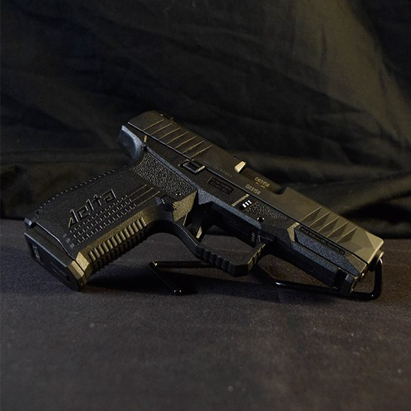 Pre-Owned – Arex Delta Gen Semi-Auto 9MM 4″ Handgun Firearms