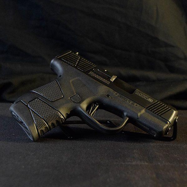 Pre-Owned – Mossberg MC1sc Semi-Auto 9mm 3.4″ Handgun Firearms