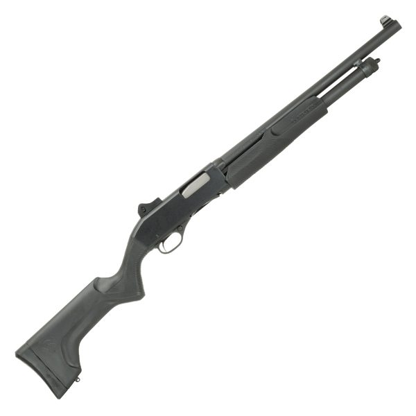 Savage 320 Security Pump Action 12Ga 18.5″ Firearms