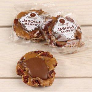 Coblentz Milk Chocolate Pecan Snappers, 2oz Camping Essentials