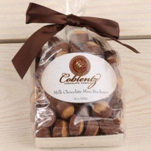 Coblentz Milk Chocolate Mini Buckeyes Camping Essentials