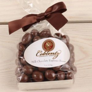 Coblentz Milk Chocolate Espresso Beans Camping Essentials