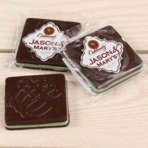 Coblentz Dark Chocolate Mint Square Camping Essentials