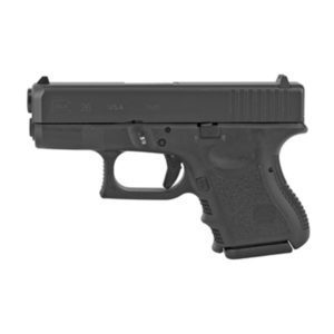 Glock G26 Gen5 Semi-Auto 9mm 3.43″ Handgun Firearms