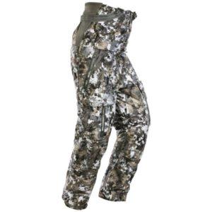 Sitka Incinerator AeroLite Bib Optifade Elevated II Clothing