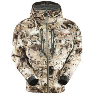 Sitka Boreal AeroLite Jacket Optifade Waterfowl Marsh Clothing