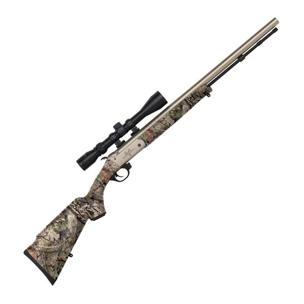 Traditions Buckstalker Break Action .50 Cal. 24″ Rifle Firearms