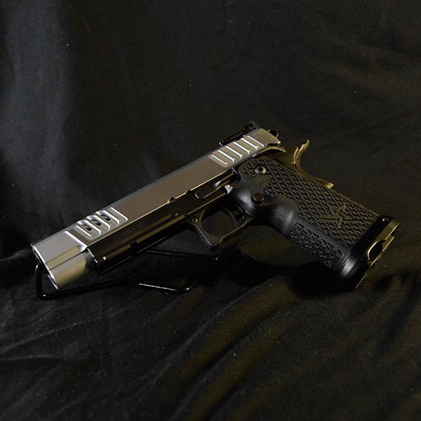 Pre-Owned – Demo STI Staccato XL SS Semi-Auto 9mm 5.4″ Handgun Firearms