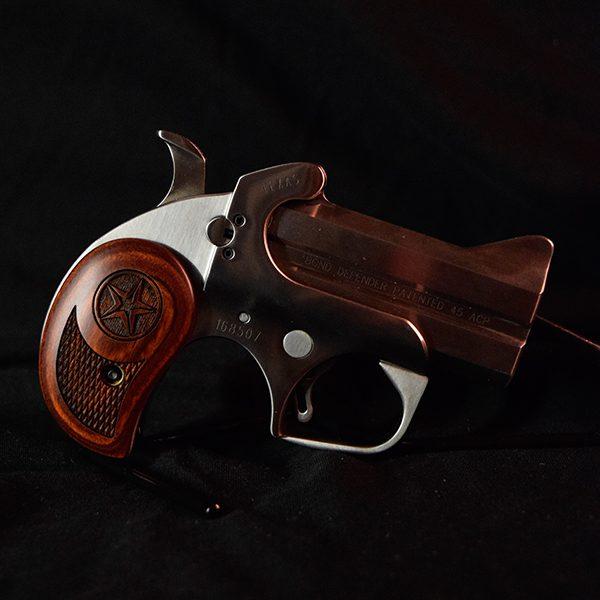 Pre-Owned – Bond Arms Texas Derringer .45 ACP 3″ Firearms