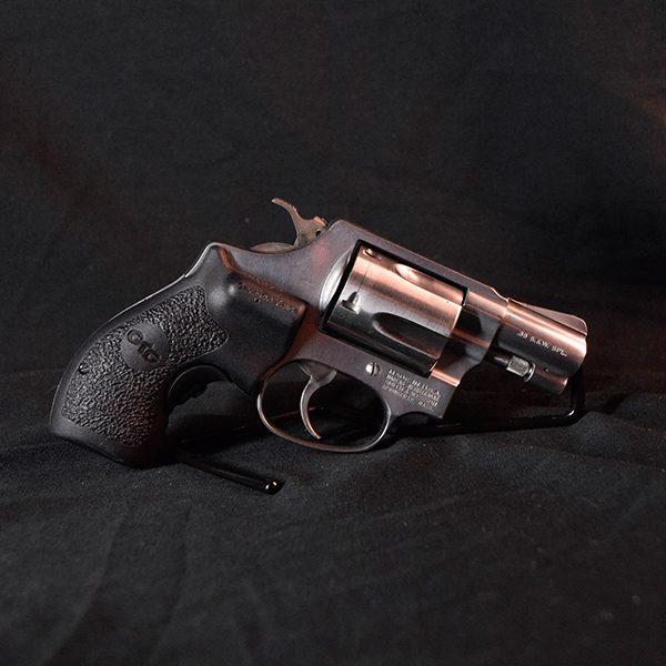 Pre-Owned – S&W Model 60-7 SA/DA .38 Spl. 2.125″ Revolver Firearms