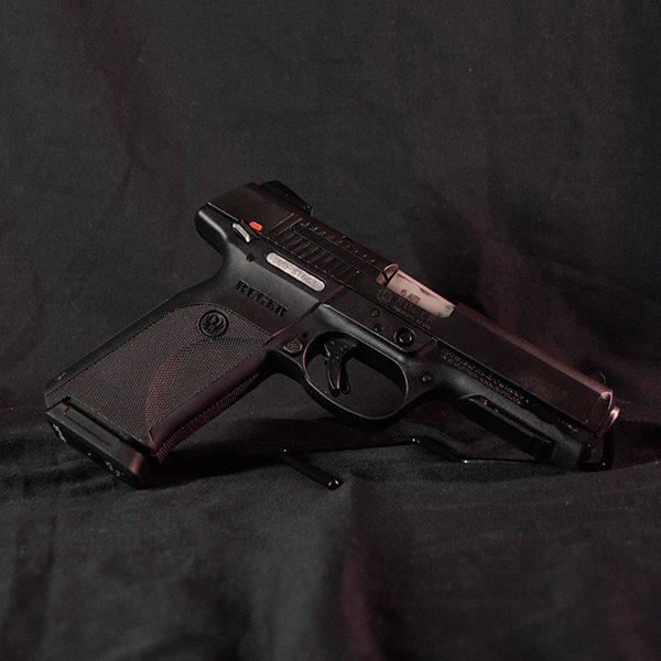 Pre-Owned – Ruger SR45 DA 45ACP 4.5″ Handgun Double Action